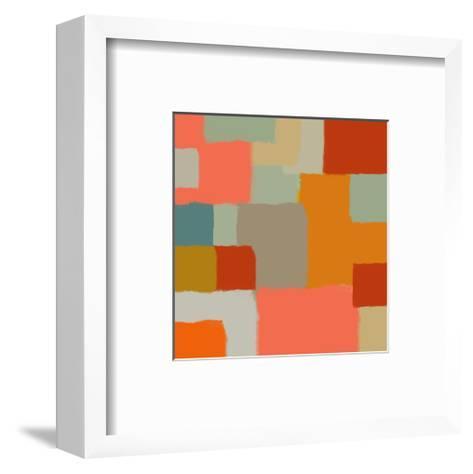 Coloratura III-Yashna-Framed Art Print