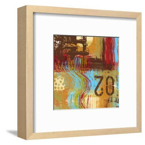 Open Road II-Irena Orlov-Framed Art Print