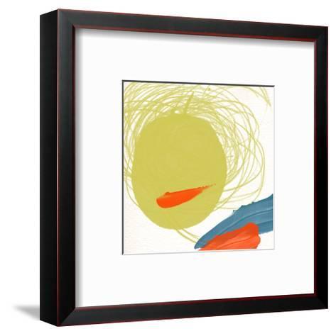 Happy Mood II-Yashna-Framed Art Print