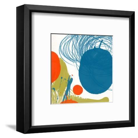 Happy Mood III-Yashna-Framed Art Print
