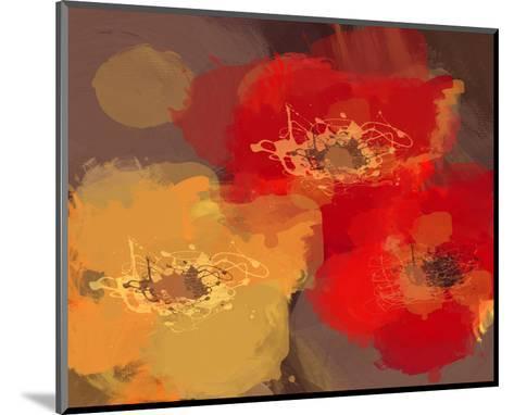 Eternal Bloom I-Irena Orlov-Mounted Art Print