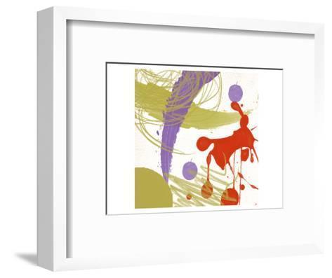 Organized Chaos I-Yashna-Framed Art Print