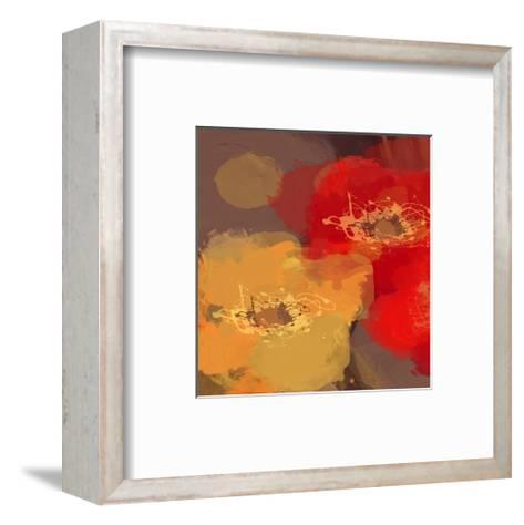 Eternal Bloom II-Irena Orlov-Framed Art Print