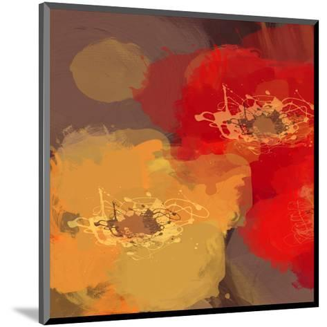 Eternal Bloom II-Irena Orlov-Mounted Art Print