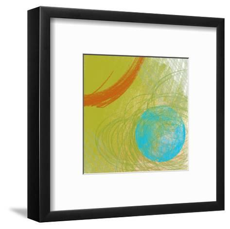 Peace I-Yashna-Framed Art Print