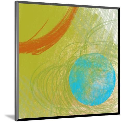 Peace I-Yashna-Mounted Art Print