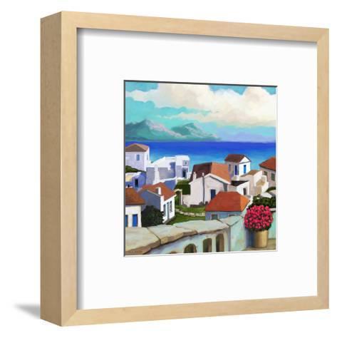 Cliffs 1-Kurt Novak-Framed Art Print
