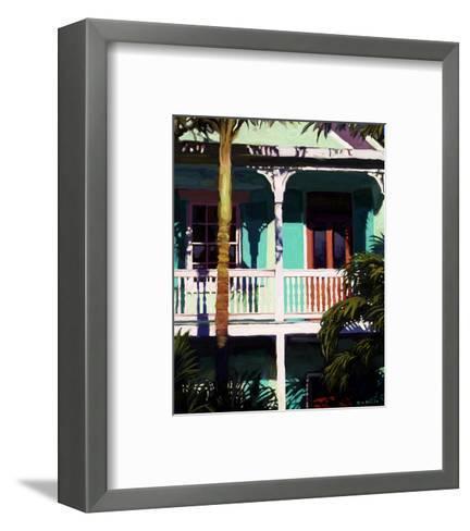 Conch Cottage 1-Kurt Novak-Framed Art Print