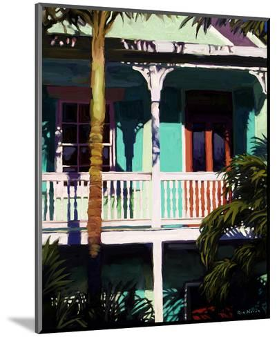 Conch Cottage 1-Kurt Novak-Mounted Art Print