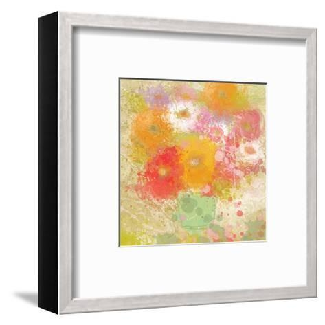 Bunch of Flowers-Irena Orlov-Framed Art Print