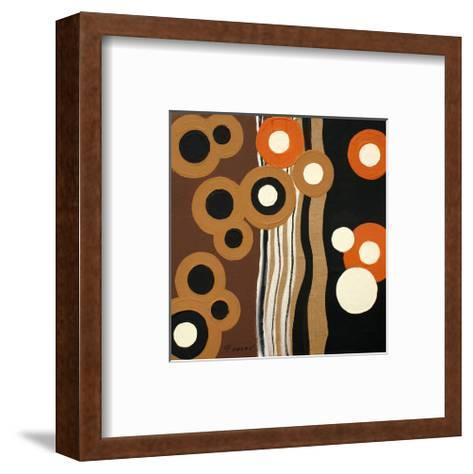 Magnetism I-Irena Orlov-Framed Art Print