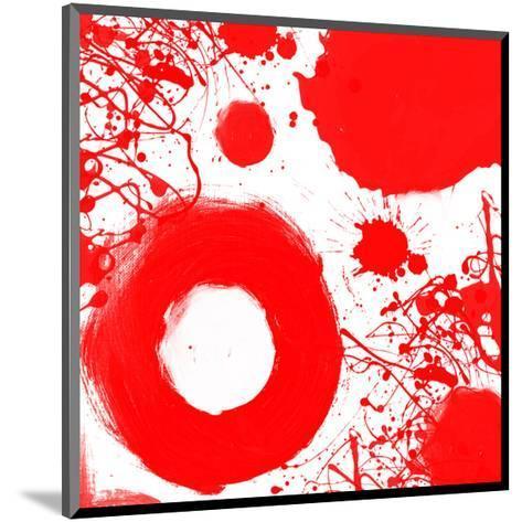 Red-Irena Orlov-Mounted Art Print