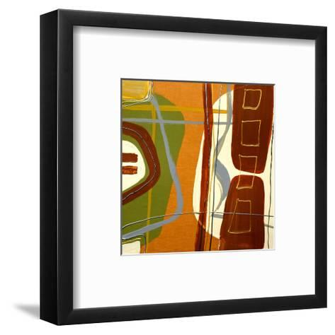 Simplicity II-Irena Orlov-Framed Art Print