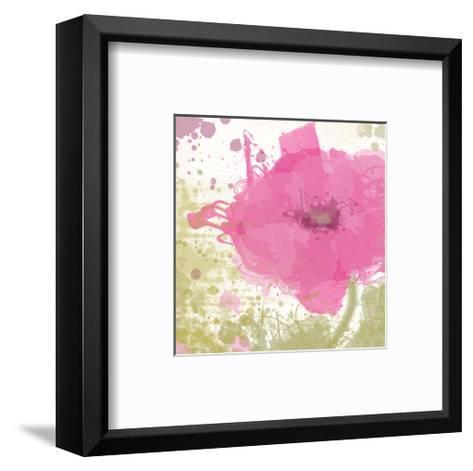 Modern Pink-Irena Orlov-Framed Art Print