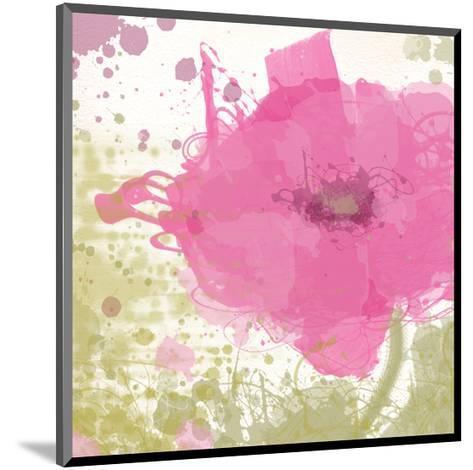 Modern Pink-Irena Orlov-Mounted Art Print