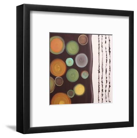 Balance II-Irena Orlov-Framed Art Print