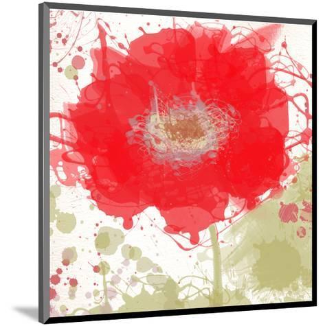 Modern Red-Irena Orlov-Mounted Art Print