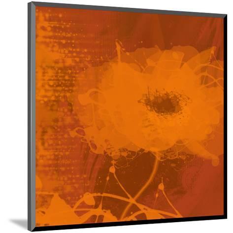 Orange Dream-Irena Orlov-Mounted Art Print