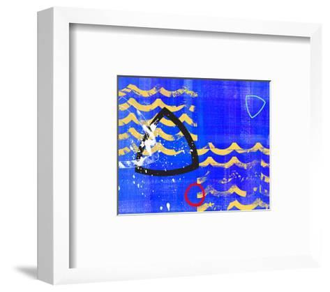Dance of the Water Elements I-Jet-Framed Art Print
