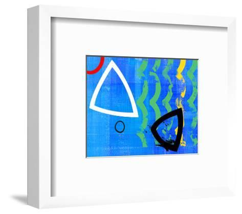 Dance of the Water Elements II-Jet-Framed Art Print