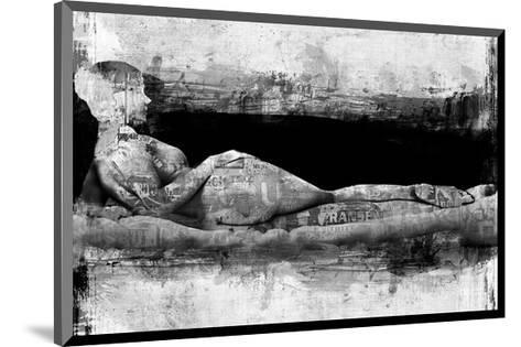 Venus d'Urban Ouest-Rosa Mesa-Mounted Art Print