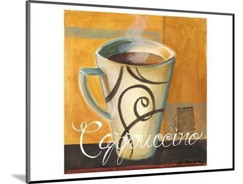 Cappuccino-Cathy Hartgraves-Mounted Art Print