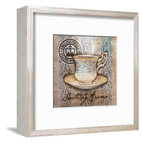 Coffee Cup I Aroma-Alan Hopfensperger-Framed Art Print