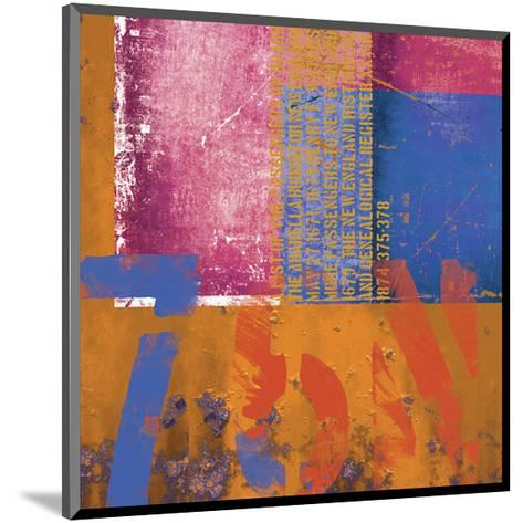 Passage-Parker Greenfield-Mounted Art Print