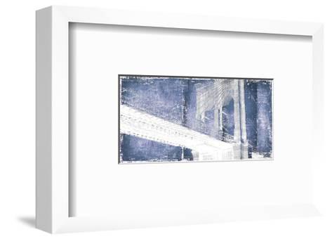 Brooklyn Bridge ll-Parker Greenfield-Framed Art Print