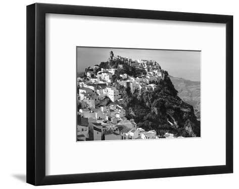 Casares, Spain--Framed Art Print