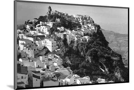 Casares, Spain--Mounted Art Print