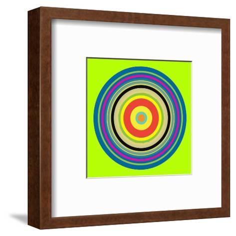 Imagine Boson--Framed Art Print