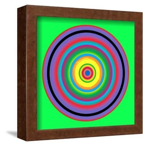Help Quark--Framed Art Print