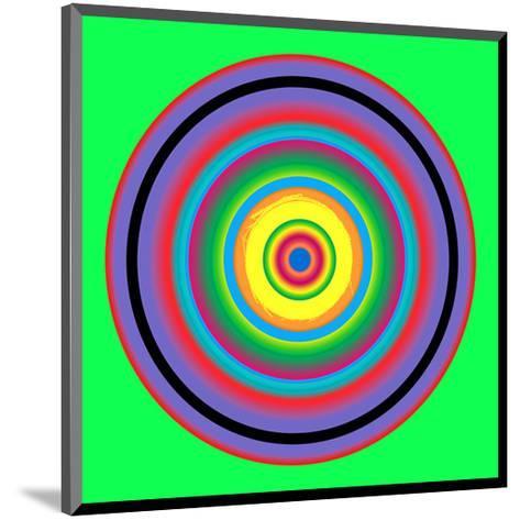 Help Quark--Mounted Art Print