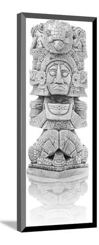 Antique Inca Statue--Mounted Art Print