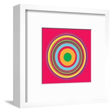 Sing Pion--Framed Art Print