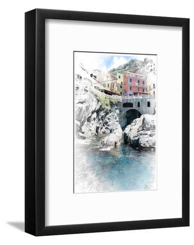 Manarola--Framed Art Print
