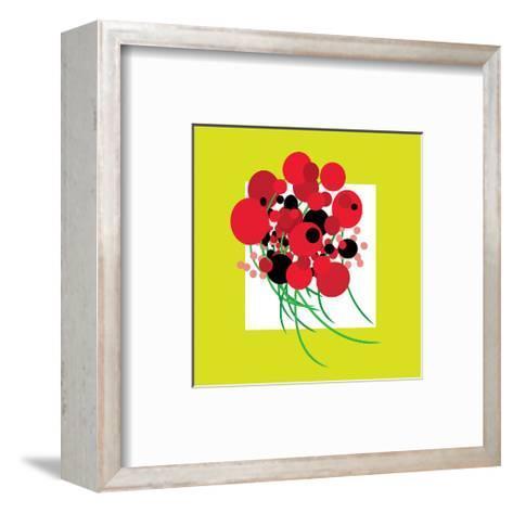Burstin' Bouquet--Framed Art Print
