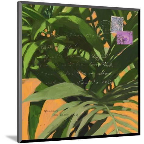 Postage 15-Kurt Novak-Mounted Art Print