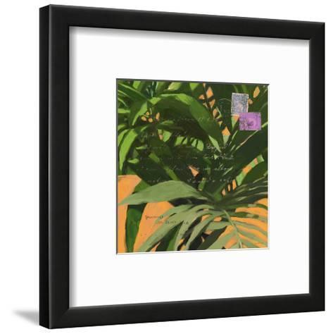 Postage 15-Kurt Novak-Framed Art Print