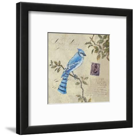 Birds 4-Kurt Novak-Framed Art Print