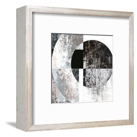Checker IV--Framed Art Print