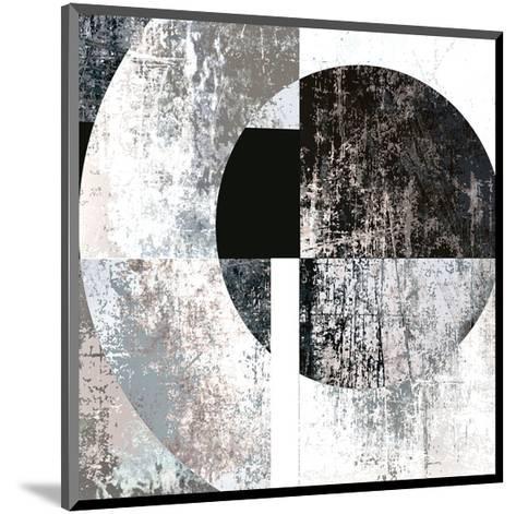 Checker IV--Mounted Art Print