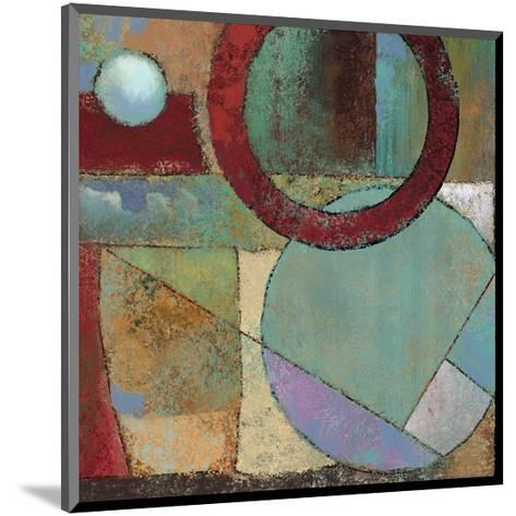 Geos 03-Kurt Novak-Mounted Art Print