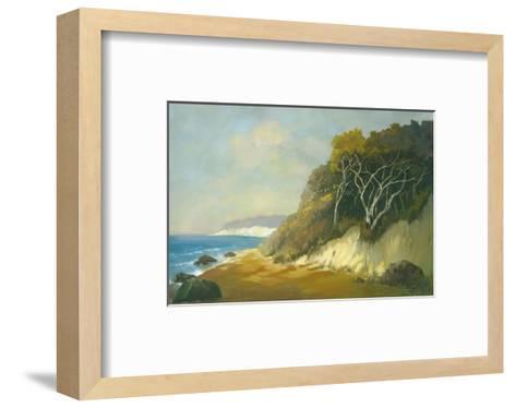 Northern Shore I-Graham Reynolds-Framed Art Print