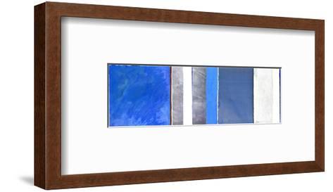 Beach II-Curt Bradshaw-Framed Art Print