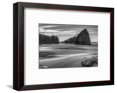 Myers Creek Beach-Michael Polk-Framed Art Print