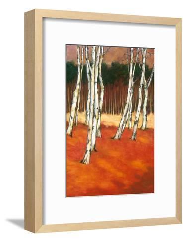 SilverBirch II-Graham Reynolds-Framed Art Print