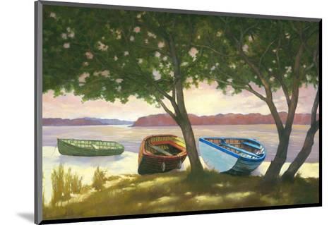 Lakeside II-Graham Reynolds-Mounted Art Print