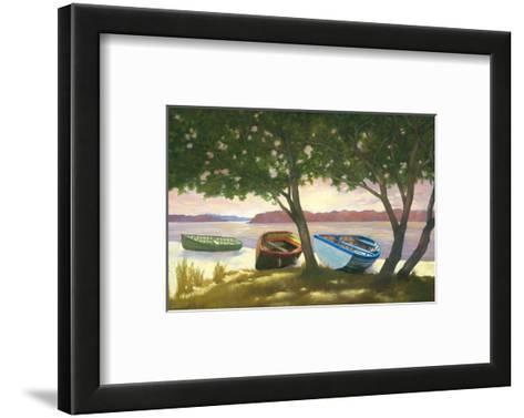 Lakeside II-Graham Reynolds-Framed Art Print